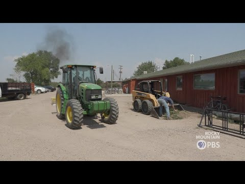 Life on a Colorado farm gives second chances to men in need