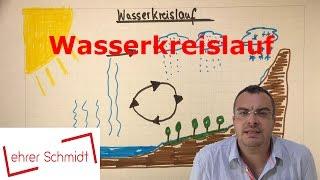 Wasserkreislauf | Sachunterricht - Erdkunde | Lehrerschmidt