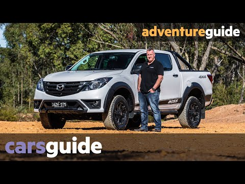 Mazda Bt 50 Boss 2019 Off Road Review Youtube