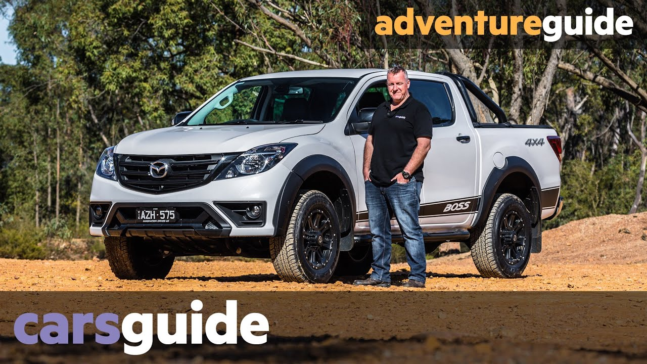 Mazda Bt 50 Boss 2019 Off Road Review