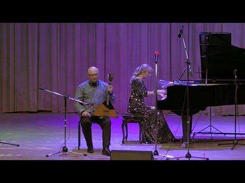 Андрей Горбачёв (балалайка) Live