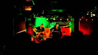 J-P Leppäluoto Duo @ Hevimesta Oulu 07.02.2016- Sinä Olet Minulle Poissa (Unreleased)