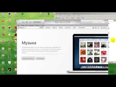 Вопрос: Как скачать музыку с вашего iPod через iTunes?