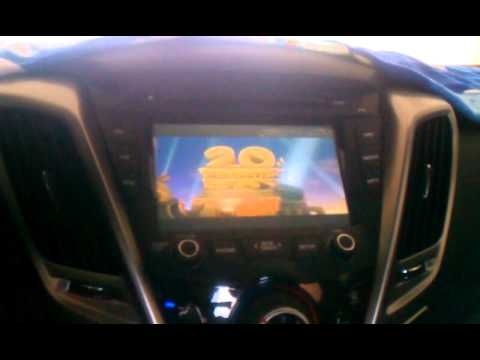 Hyundai veloster car dash video looking for plugs