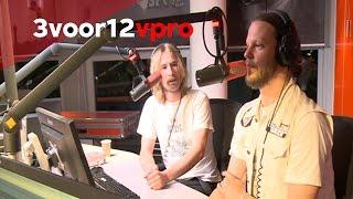 Interview met Death Alley Live bij 3voor12 Radio