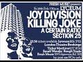 Joy division komakino soundcheck incomplete live 2 29 1980 mp3