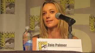 Zoie talks about Lauren and Bo's relationship