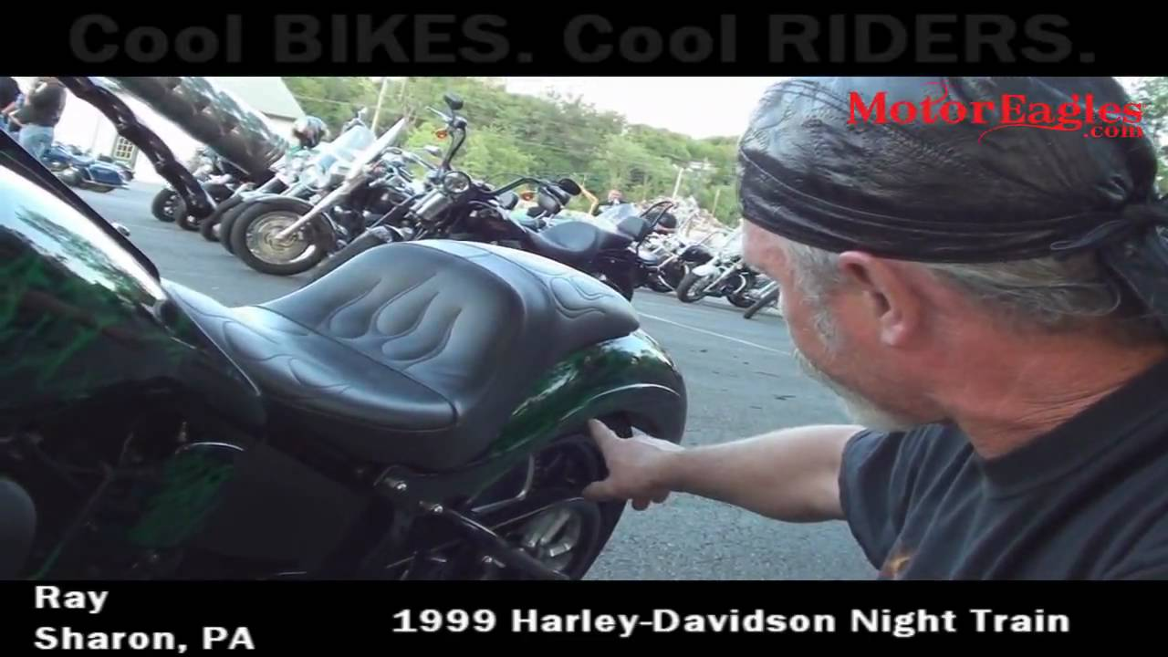 Harley Davidson Night Train Years Made