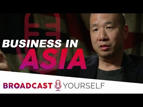 HOW TO DO BUSINESS IN ASIA & MAKE MILLIONS - Gene Hsu, London Real Broadcast Yourself Graduate