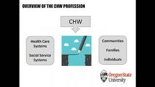 Community Health Worker Program Webinar