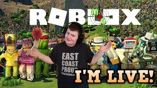 Roblox Sunday Stream Yaaa Boooiii | SAY HI, DON'T BE SHY! | Interactive with the chat