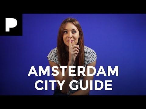 The Ultimate Guide to Amsterdam with Emily Hartridge