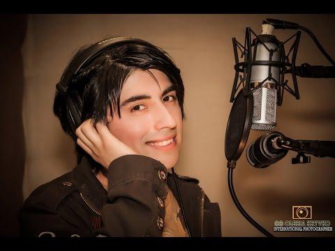 """▶ Professional Singer Ignacio Gomez Urra - TV Special Recording at """"Lesprod Backline & Estudio"""""""