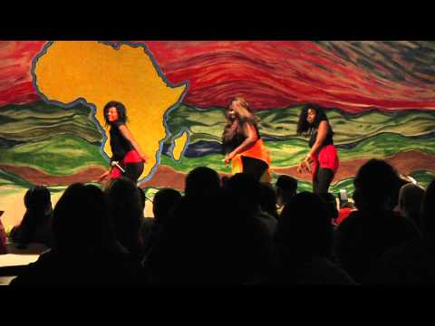 Nafasi Ya Asili: Africa Night 2014- Traditional Dance