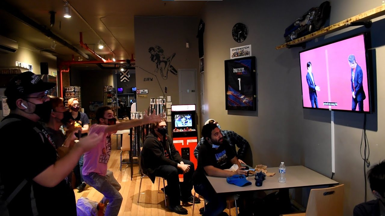 Download Nintendo Direct 9.23.2021 Live Reactions at Waypoint Cafe NYC