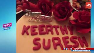 Keerthi Suresh 24th Birthday Album - with Remo Hero Sivakarthikeyan | Australia || YOYO TV Tamil