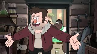 Gravity Falls   A Tale of Two Stans   Origin of the Mystery Shack