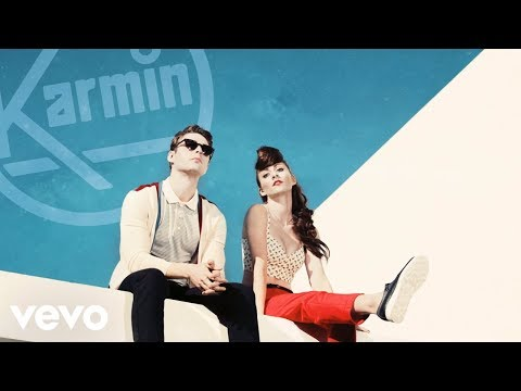Karmin - Walking On The Moon Lyric