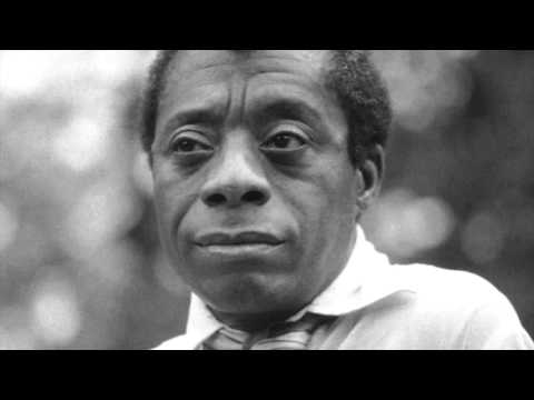 Black man in America James Baldwin