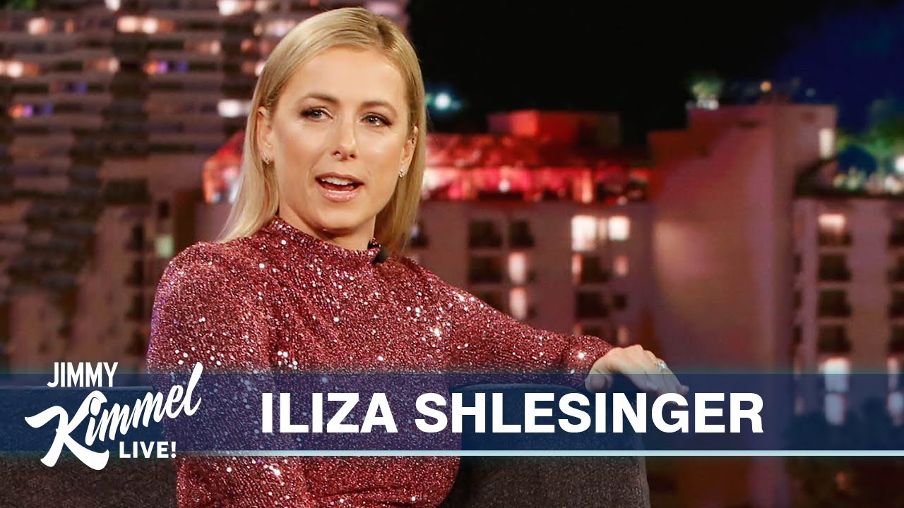 Iliza Shlesinger S Life Changing Call From Mark Wahlberg Youtube
