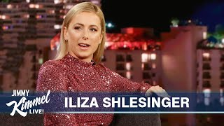 Iliza Shlesinger's Life Changing Call from Mark Wahlberg