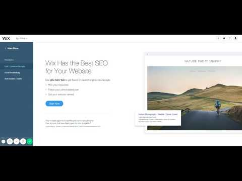 Wix Seo Review