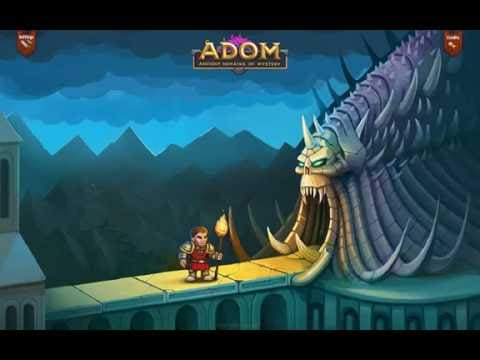 Let's Play ADOM: Creator's Day Special in Ancient Domains of Mystery |