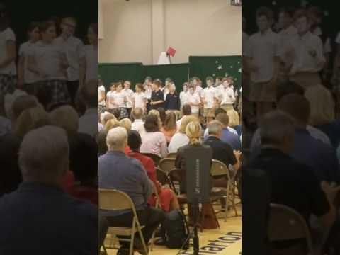 Grandparents Day Palisades Episcopal School May 5, 2017