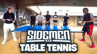 Download SIDEMEN TABLE TENNIS TOURNAMENT Mp3 and Videos