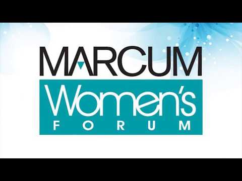 2017 Marcum Women's Forum - Boston
