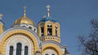 Киев, Владимирский собор, Пасха 2015(, 2015-04-13T21:06:24.000Z)