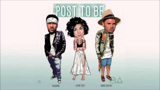 Omarion Ft, Chris Brown & Jhene Aiko - Post To Be Instrumental With Hook (Official)