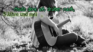 - Und denke aus Verzweiflung ich hätte dich noch immer nicht verloren! :(