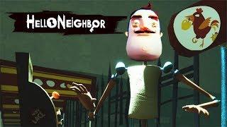 ЧЕСТНОЕ ПРОХОЖДЕНИЕ СУПЕРМАРКЕТА ► Hello Neighbor #4