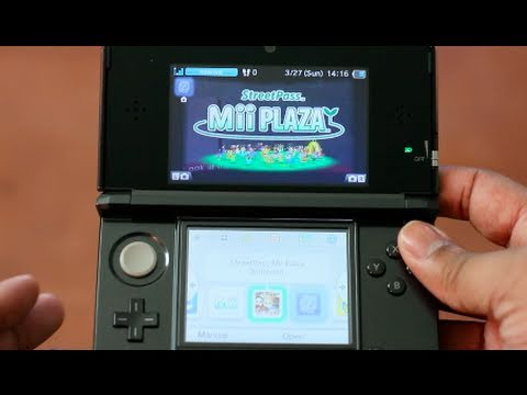 Nintendo 3DS: AR Demo (Augmented Reality)