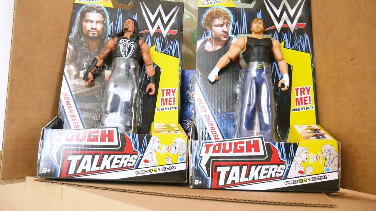 Wwe Girl Toys : New wwe toys from amazon haul packages unboxing