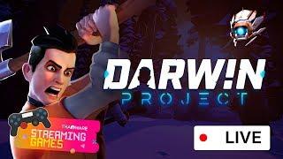 Darwin Project! เกมส์แนวแบทเทิลรอยัลผสานแนวเอาตัวรอดที่โคตรจะลงตัว!