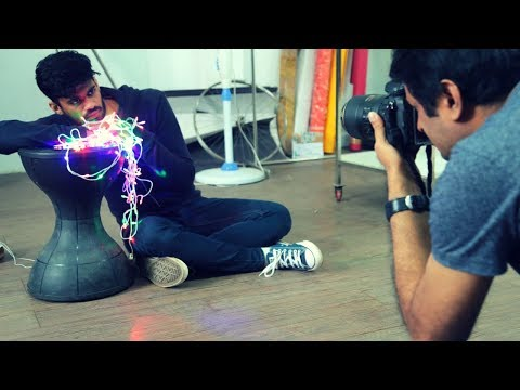 Photography ideas with led lights | 4 Tips and poses