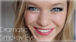 Dramatic Smokey Eye Makeup Tutorial | BeautyPolice101 Thumbnail