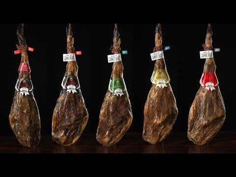 Хамо́н (исп. Jamón — окорок) — испанский национальный деликатес, сыровяленый свиной. Serrano, «горный хамон») и более дорогой хамон иберико (исп. Jamón ibérico, часто называемый «pata negra» — «чёрная нога »).