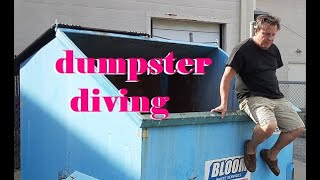 DUMPSTER DIVING AT 5 BELOW ~ WE HIT OUR NEW FIVE BELOW AND SCORED BIG! #whatsinyourfivebelowdumpster