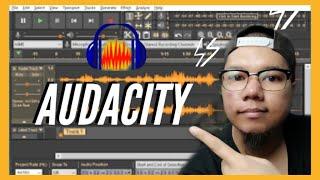 CARA DOWNLOAD DAN INSTALL AUDACITY ~FREE SOFTWARE AUDIO RECORDING