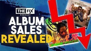 Buju Banton & Vybz Kartel REAL Numbers Revealed || The Fix Podcast