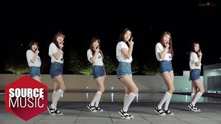 [Special Clips] 여자친구 GFRIEND -  'LOL' M/V Shooting Behind
