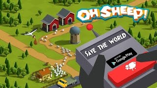 Oh Sheep - Clicker Game ! - Android/iOS Gameplay