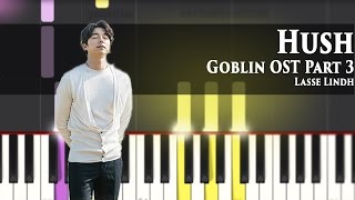 Try this simple and fun tool for learning the piano: https://tinyurl.com/freepiano-flowkey how to play goblin 도깨비 ost part 3 - lasse lindh hush piano tut...