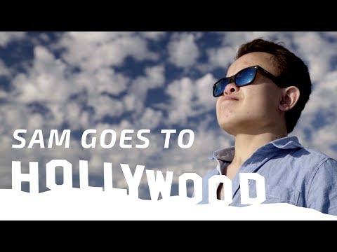 Sam Humphrey Goes to Hollywood