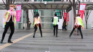 2NE1 - FIRE  (dance cover) by: BAY-S