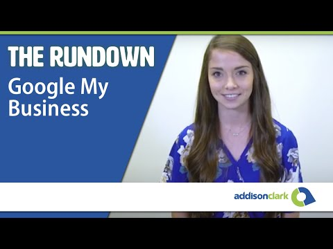 The Rundown: Google My Business