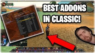 **INSANE** AsmonGold Shows the BEST ADD-ONS In Classic WoW!